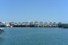 Genoa: 57th Boat Show Stock Photo