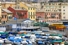 Genoa View Royalty Free Stock Photography