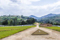 Genocide in Butare, Tuanda Royalty Free Stock Photos
