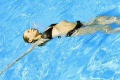 Genoegen in water Royalty-vrije Stock Fotografie