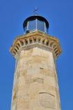 Genoese alter Leuchtturm Lizenzfreies Stockfoto