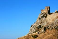 Genoese fästning Arkivbilder