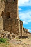 Genoese fortress Royalty Free Stock Photos