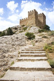 Genoese fortress in Crimea Stock Photos