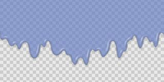 Genomblöt bakgrund för vatten vektor illustrationer