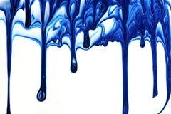 genomblöt målarfärg Royaltyfria Bilder