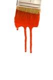 genomblöt målarfärg Royaltyfri Foto