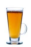genomskinlig glass tea Royaltyfri Fotografi