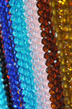 Genomskinlig pärlfärgHang Arkivfoton