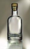 genomskinligt flaskexponeringsglas Arkivbild