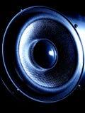 genomsnittlig högtalare Royaltyfri Fotografi