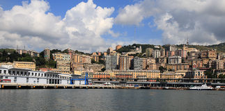 Genova royalty free stock photography