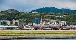 Genova Airport Stock Photography
