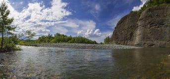 river Piota Royalty Free Stock Photography