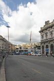 Genova Brignole railway station Royalty Free Stock Photos