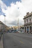 Genova Brignole stacja kolejowa Zdjęcia Royalty Free