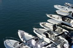 Genova: cinquantasettesima manifestazione della barca immagini stock