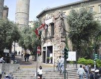 Genova. Columbus Stock Image