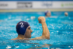 GENOVA, FEBRUARY, 27: M. Luongo  (   BPM SPort Management) in Royalty Free Stock Photo