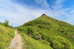 Genova hills Stock Image