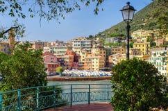 Genova incorniciata immagini stock libere da diritti