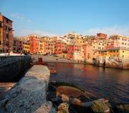 Genova, Italia Fotografia Stock Libera da Diritti