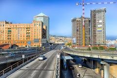 Genova || Italia Arkivbild
