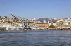 Genova, Italia Fotografie Stock