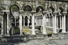 Genova. L'Italia fotografia stock