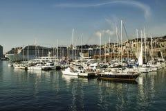 Genova. L'Italia fotografie stock libere da diritti