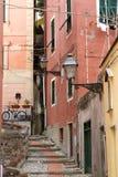 Genova - l'Italia Fotografie Stock Libere da Diritti