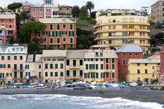 Genova - l'Italia Immagini Stock Libere da Diritti