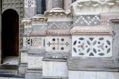 Genova, Liguria, Italia, Europa, cattedrale St Lawrence Immagine Stock