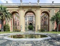 Genova, Liguria, Italia, Europa, palazzo reale Immagini Stock Libere da Diritti