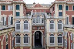 Genova, Liguria, Italia, Europa, palazzo reale Immagini Stock