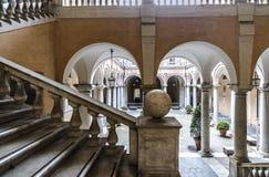 Genova, Liguria, Italia, Europa, tursi di doria del palazzo fotografie stock