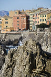 Genova Nervi Royalty Free Stock Photo