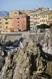 Genova Nervi Royalty Free Stock Photo