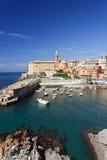Genova Nervi 图库摄影