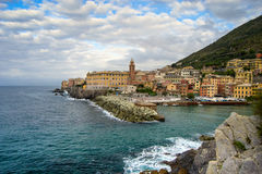Genova Nervi Fotografia Stock