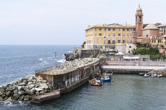 Genova nervi Royalty Free Stock Photos