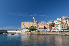 Genova Nervi, Italia fotografia stock