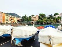 Genova nervi Stock Image