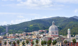 Genova pegli Stock Images