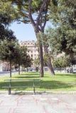 Genova - piazza della Vittoria Obrazy Royalty Free