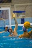 GENOVA, STYCZEŃ 22: Andrea Razzi (Bpm sporta zarządzanie, Zdjęcie Stock
