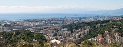 Genova: una generalità da Fotografia Stock Libera da Diritti