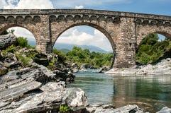 Genovese bro II Arkivbilder