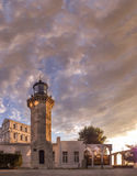 The Genovese Lighthouse Royalty Free Stock Photos