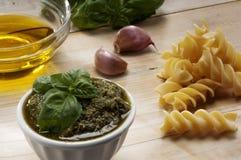 Genovese Sauce Royalty Free Stock Photo